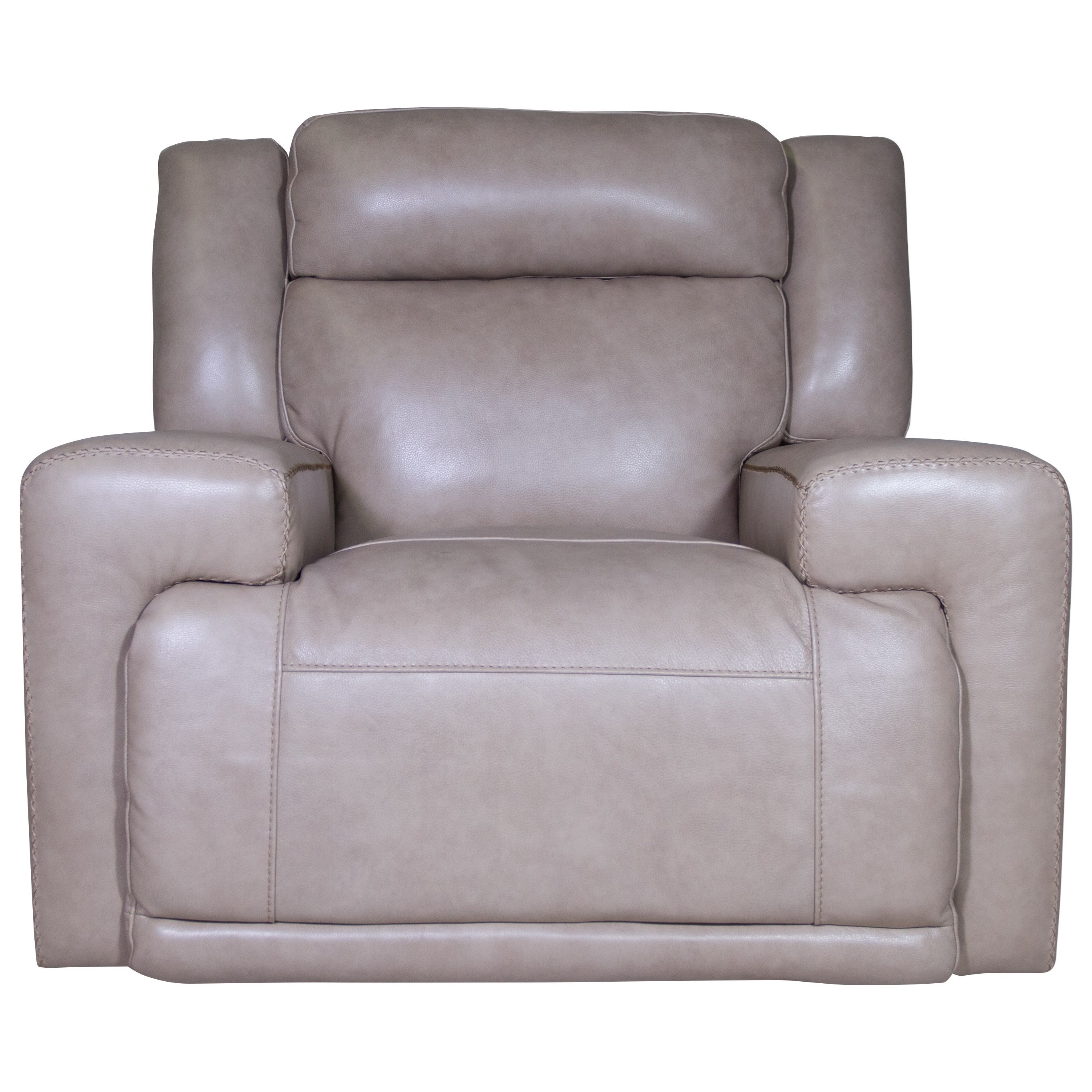Futura Leather Burke Power Recliner - Item Number: E1259-319-1424H