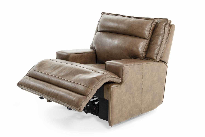 Futura Leather E1270 E1270 121 1421h Sanibel Contemporary