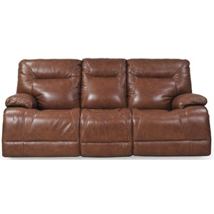 Futura Leather E1298 Electric Motion Sofa
