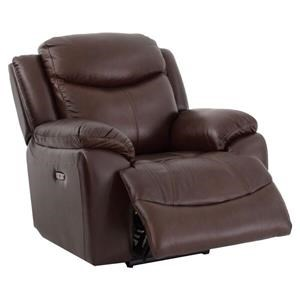 Futura Leather E1307 Power Recliner