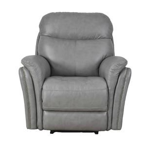 Futura Leather E1309 Power Leather Recliner