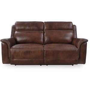 Futura Leather E1317 Electric Motion Sofa