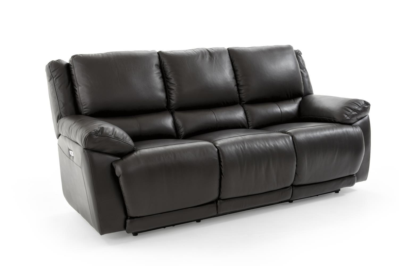 Futura Leather E1358 Casual Electric Motion Sofa with ...