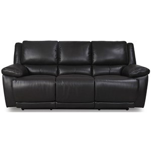 Futura Leather Curtis Power Reclining Sofa