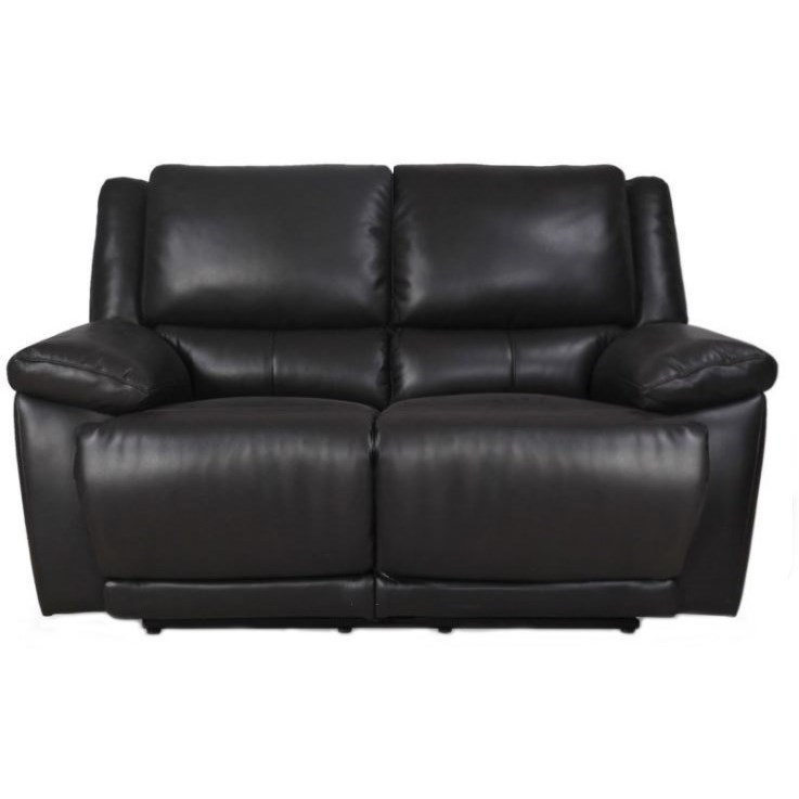 Futura Leather Curtis Power Reclining Loveseat - Item Number: E1358-319-1298H