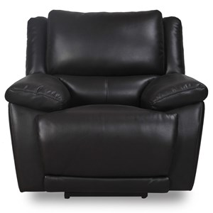 Futura Leather Curtis Power Recliner