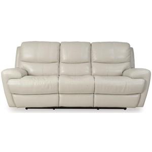 Futura Leather E1431 Electric Motion Reclining Sofa