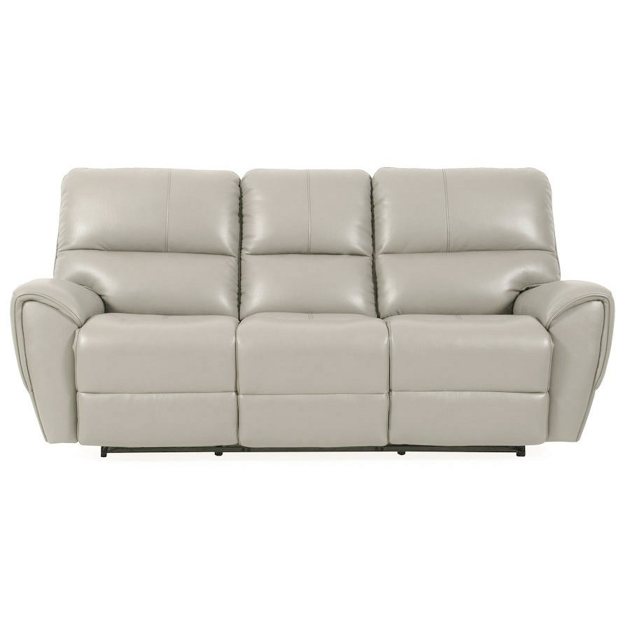 E1524 Power Reclining Sofa by Futura Leather at Baer's Furniture