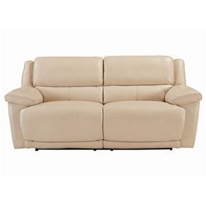 Dante Leather E228 Motion Sofa with 2 Mechanisms