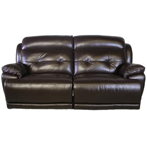 Futura Leather E836 Power Reclining Sofa