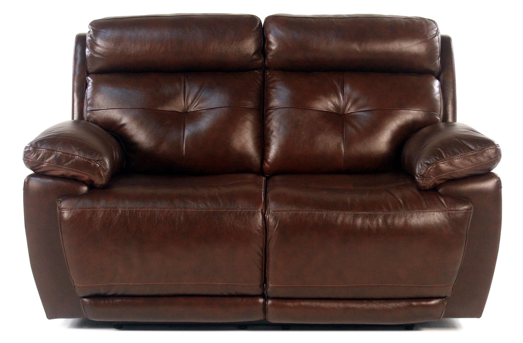 Loft Leather Jasper Power Reclining Leather Loveseat - Item Number: E1268-318