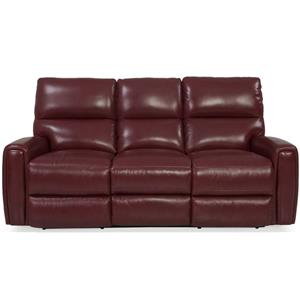 Dante Leather M1088 Motion Sofa