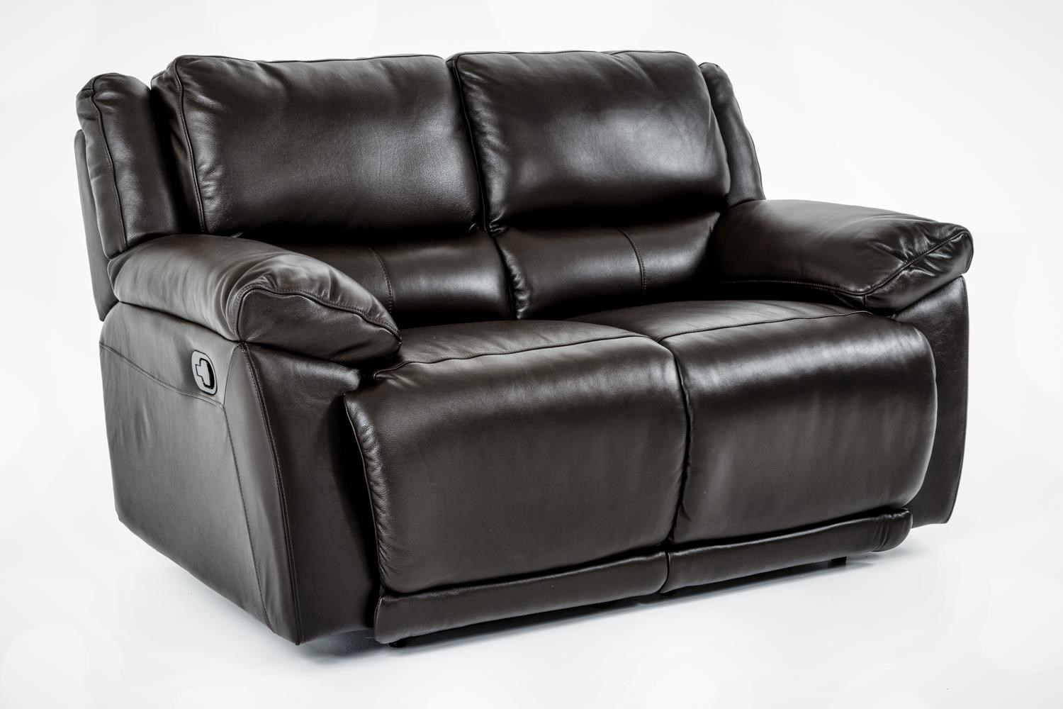 Futura Leather E149 Motion Loveseat - Item Number: M149-82++++1640S MAX