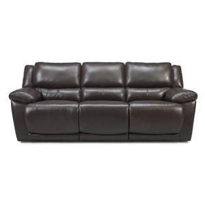 Futura Leather E149 Electric Motion Reclining Sofa