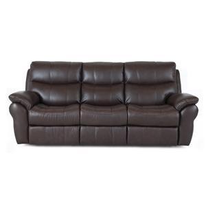 Dante Leather M483 Reclining Sofa