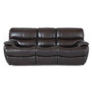 Dante Leather M485 Reclining Sofa