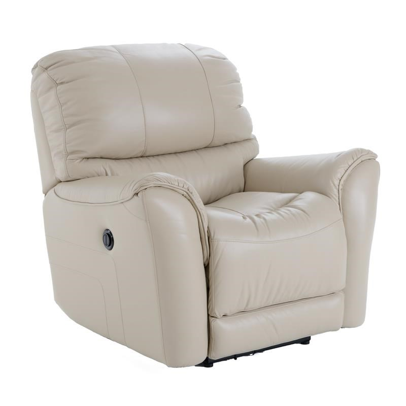 Futura Leather E631 Electric Motion Recliner - Item Number: E631-121 1280H ACACIA