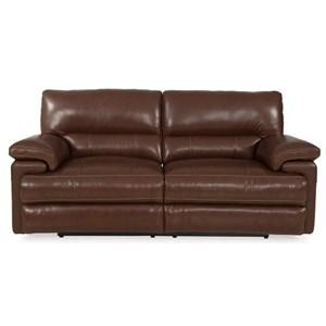Dante Leather E687 Electric Motion Sofa