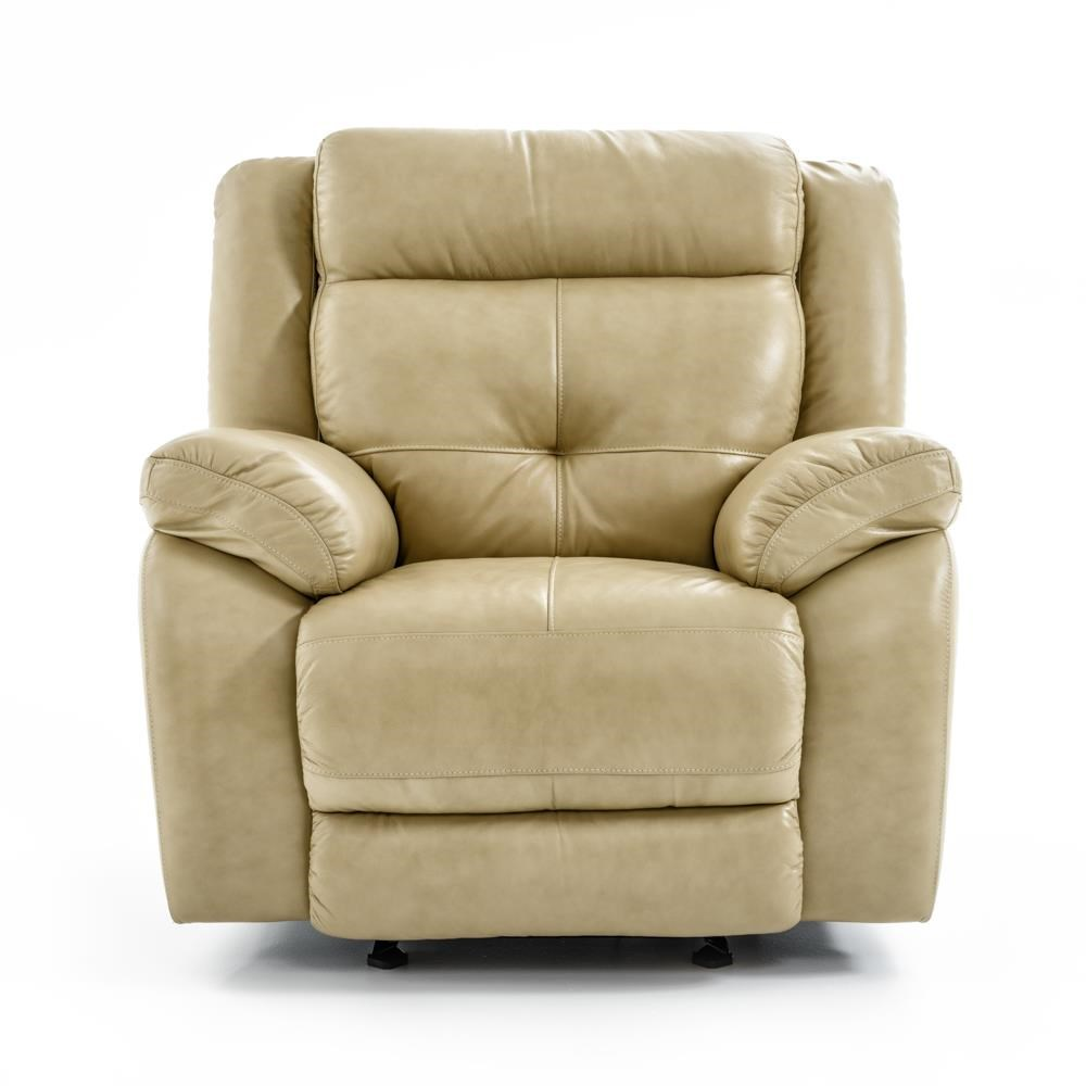 Futura Leather m771 Glider Recliner - Item Number: M771-164 1288H CHESAPEAKE