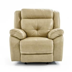 Futura Leather m771 Glider Recliner
