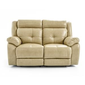 Futura Leather m771 Motion Loveseat
