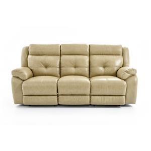Bon Futura Leather M771 Dual Reclining Sofa