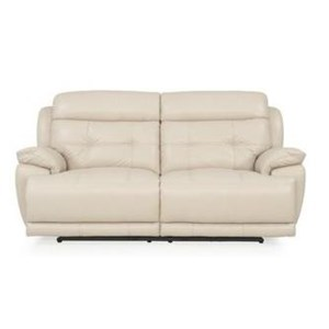 Futura Leather M836 Motion Sofa with 2 Mechanisms