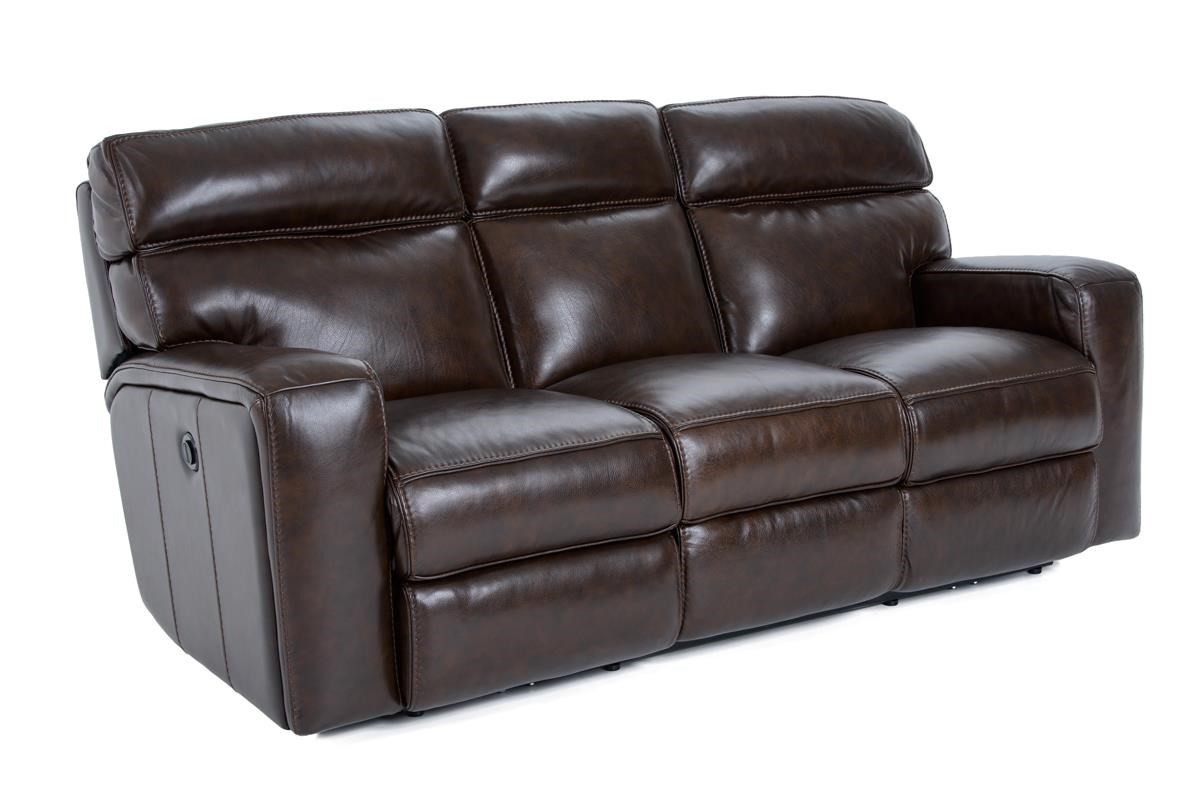 Futura Leather E879 Electric Motion Sofa - Item Number: E879-119-1509H SANTACRUZ