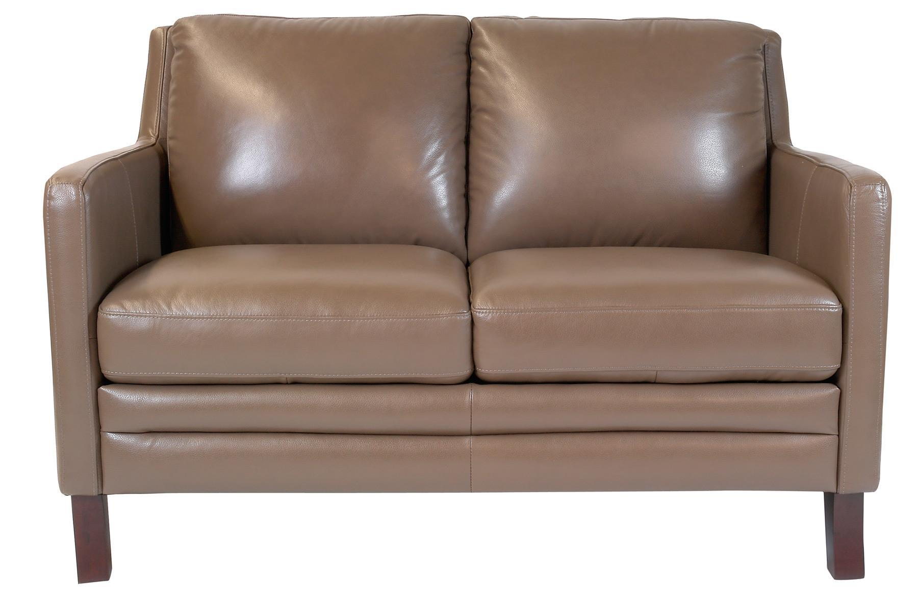 orange living products leather crawford red papaya cindy home classic rooms lusso loveseat tan loveseats