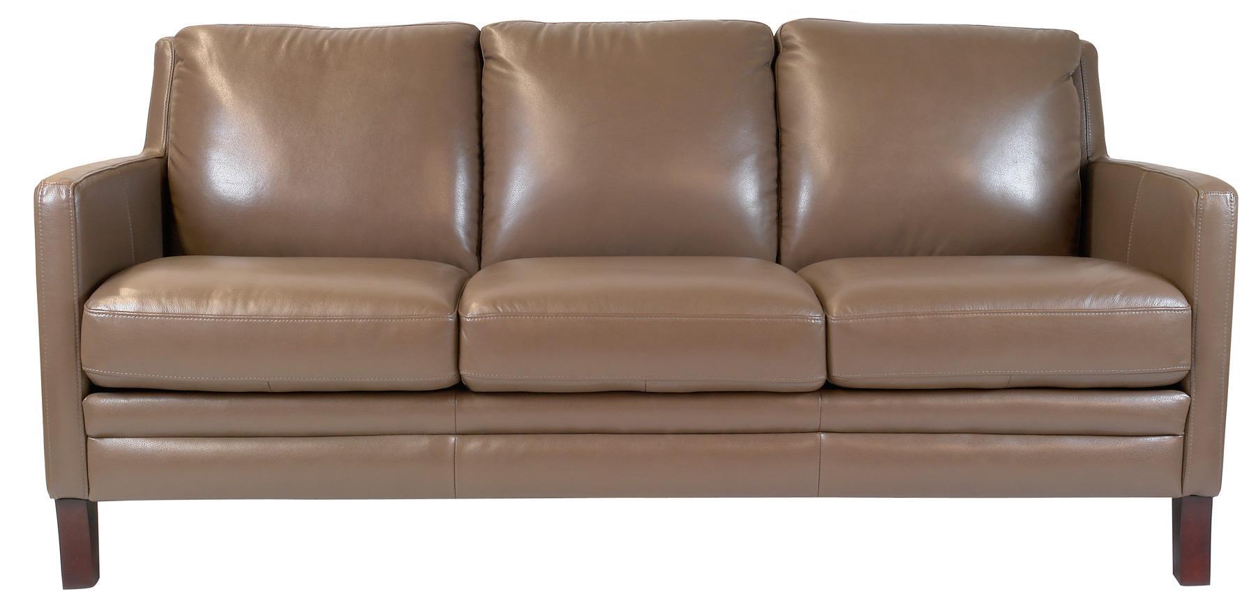 Futura Leather Maxim Sofa - Item Number: 8648-30