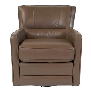 Futura Leather Maxim Swivel Chair