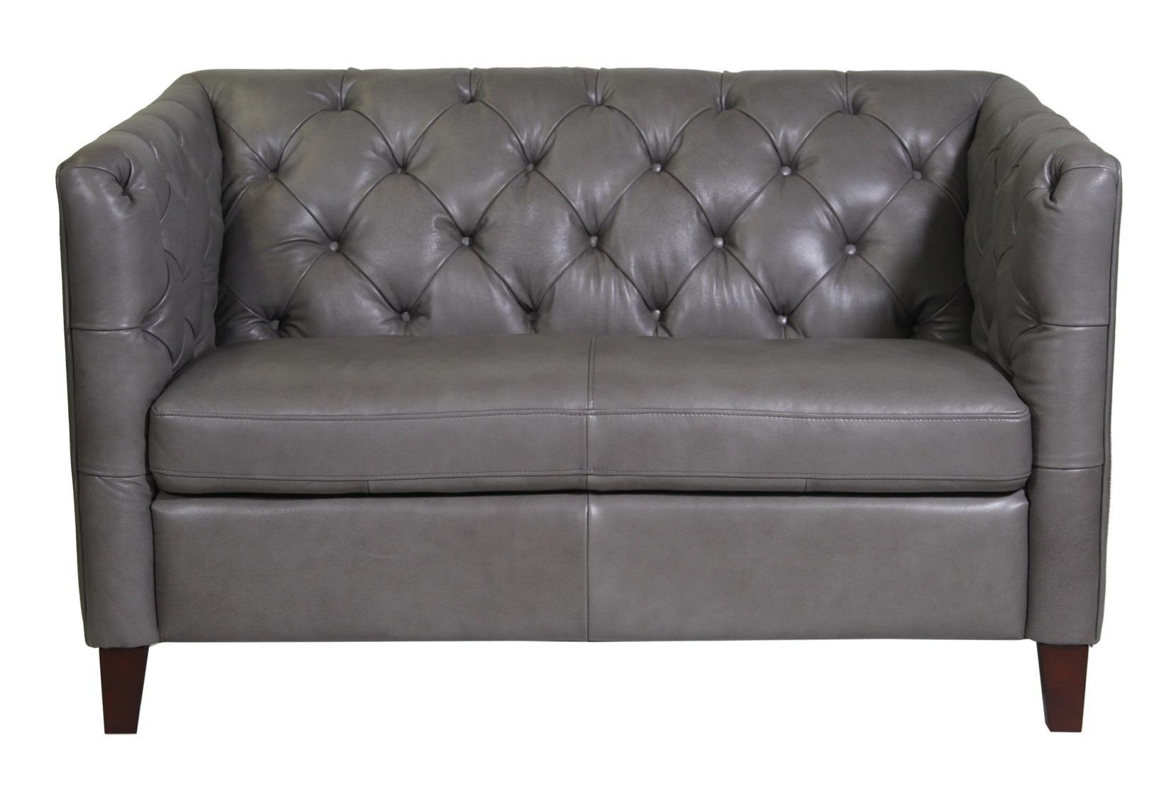 Futura Leather Monroe Loveseat - Item Number: 8645-20