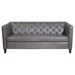 Futura Leather Monroe Sofa