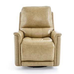 Futura Leather PB1152 Electric Glider Swivel Recliner