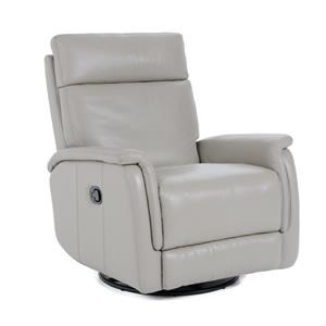 Futura Leather PB922 Swivel Glider Recliner