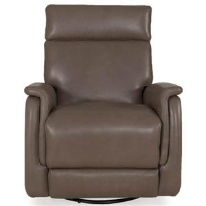 Futura Leather PB922 Power Swivel Glider Recliner