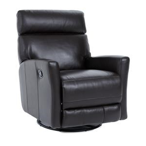 Futura Leather PB924 Swivel Glider Recliner