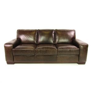 Dante Leather Sprintz Dante Leather Sofa
