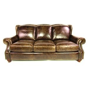 Dante Leather Sprintz Dante Sofa