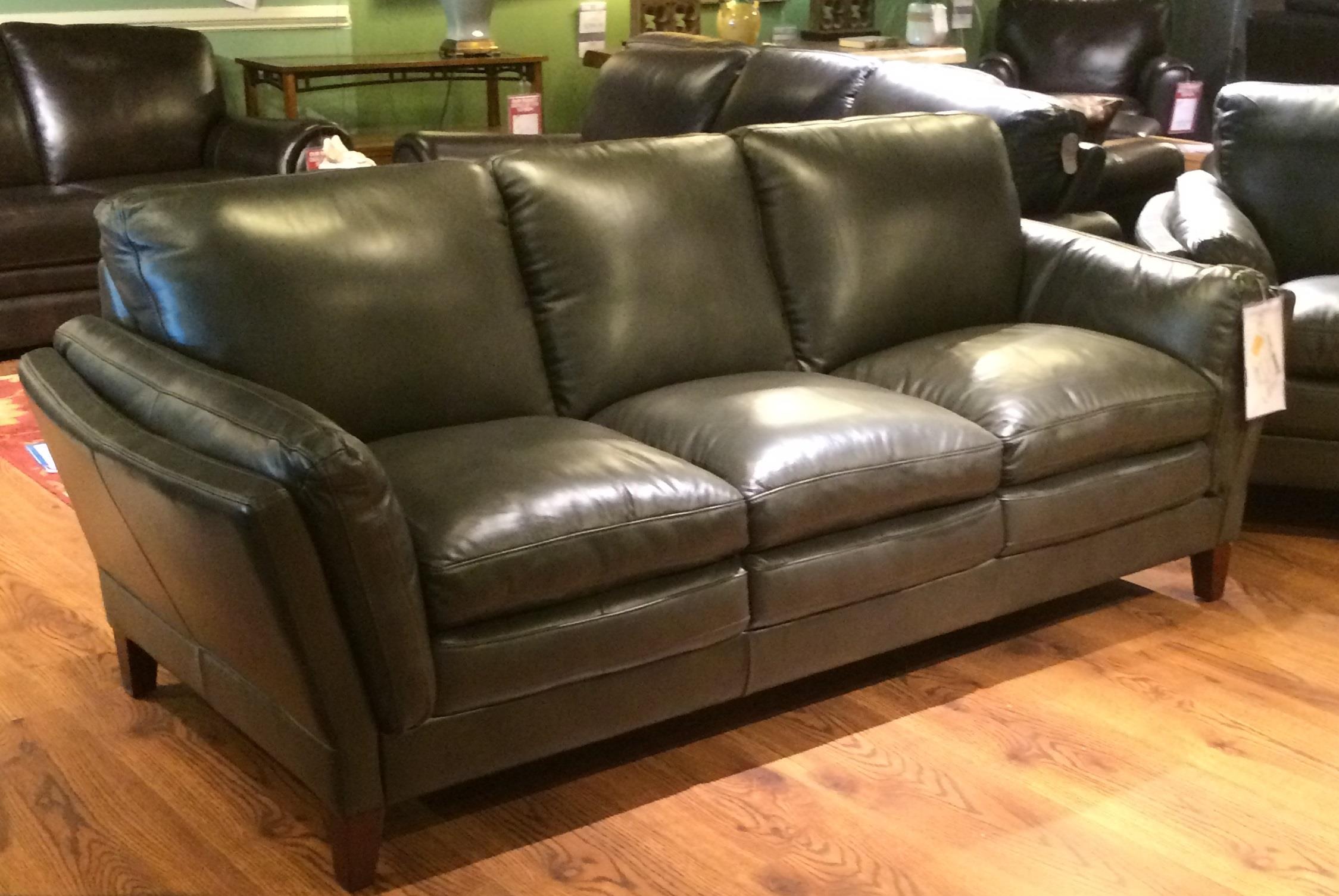 - Futura Leather Teresina 8475 8475-30 Contemporary Leather Sofa