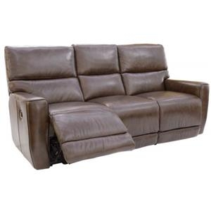 Futura Leather Winfield Power Reclining Sofa