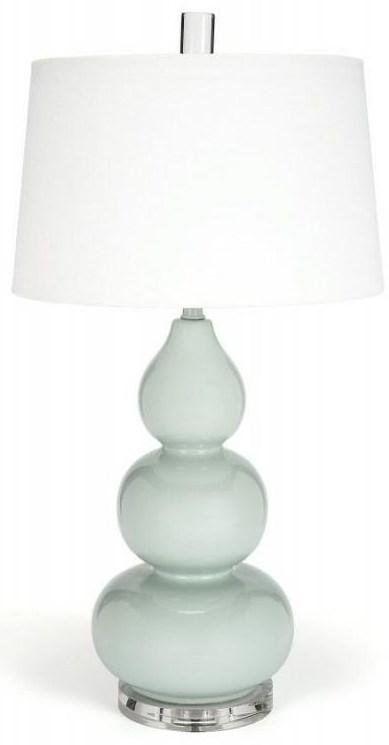 Spa Glazed Ceramic Lamp