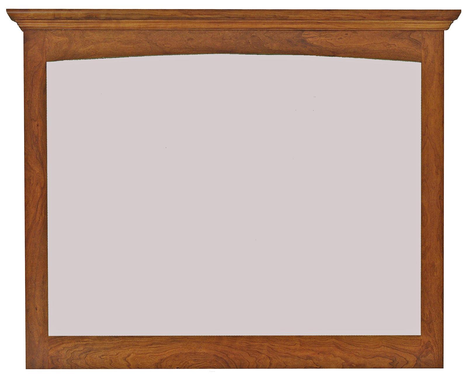 Greenbrier Bedroom Sabin Landscape Mirror - Item Number: 82875