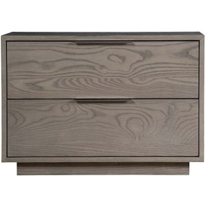 "Greenbrier Dartmoor Dartmoor 32"" Two Drawer Nightstand"