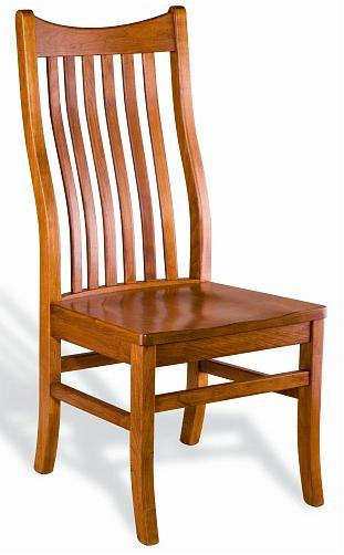 Greenbrier Dining Quincy Solid Wood Side Chair - Item Number: 30184