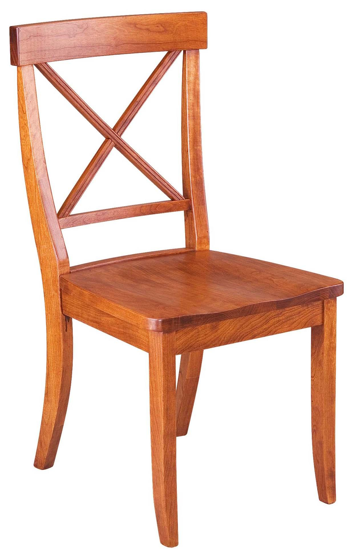 Greenbrier Dining LaCroix Side Chair - Item Number: 71188