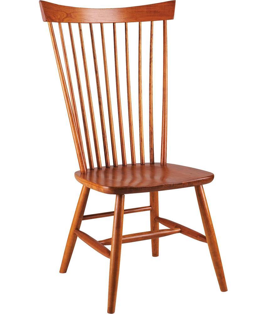 Shaker High Back Side Chair