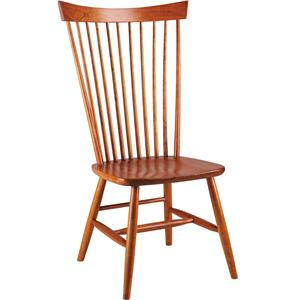 Shaker High Back Side Chair