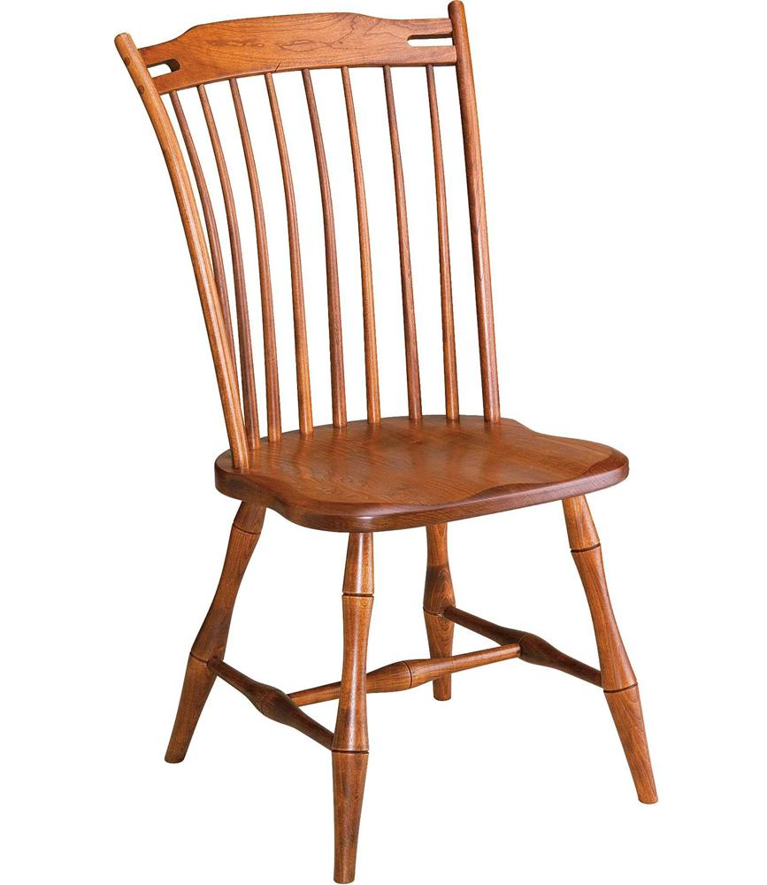 Greenbrier Dining Rod Back Side Chair - Item Number: 71250
