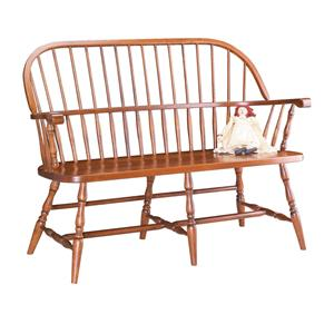Greenbrier Dining Windsor Bench